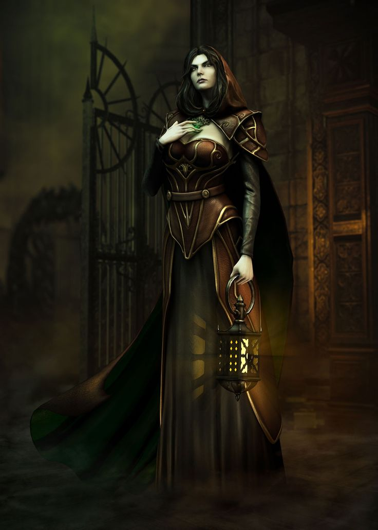 Carmilla - Characters & Art - Castlevania: Lords of Shadow 2
