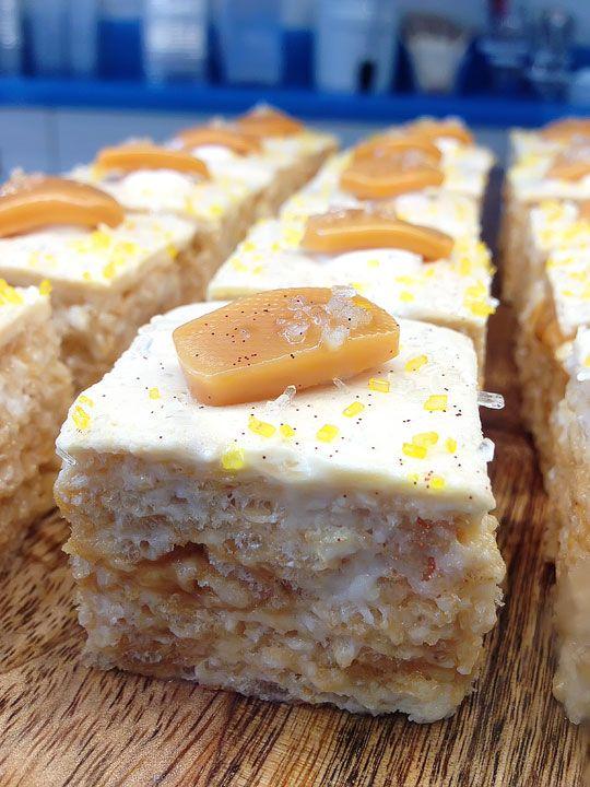 The Treat House, NYC | Gourmet rice krispie treats recipe ...