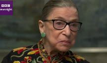 "Ruth Bader Ginsburg: ""Not The Best Of Times"" For America ""I Read WaPo And NYT Every Day"" Having regretted her remarks in July 2016 that now-President Donald Trump was ""a faker"" Supreme Court Justice Ruth Bader Ginsburg says the US is ""not experiencing the best of times"" - but the ""pendulum"" will swing back.   Speaking to BBC Newsnight in a rare interview  the oldest serving member of the Supreme Court (83 years old) says she is ""optimistic in the long run""...  Justice Ginsburg reiterated the…"