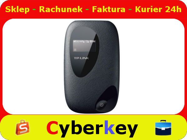 NOWY ROUTER MODEM 3G HSPA  M5350 mSD TP-LINK