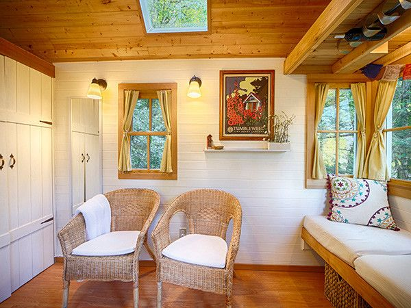17 best images about tumbleweed tiny homes on pinterest small homes tumbleweed homes and home - Tumbleweed tiny house interior ...