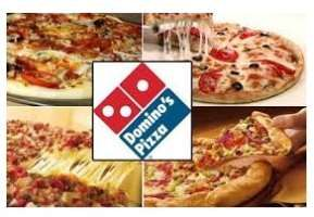 Domino's offers buy 1 pizza and get 1 Pizza absolutely free offer. You just buy one pizza and domino's will give you 1 pizza absolutely free. Coupon code:Online coupon code: MOB06 &POS Code: MOB06 Valid till : Today only Terms & Conditions: 2nd pizza should be of same or lesser value. Not Valid on regular, … Continue reading Buy 1 Pizza Get 1 Pizza Free! on Dominos Pizza