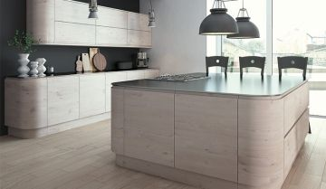 Pronto Modern Kitchen - By BA Components.
