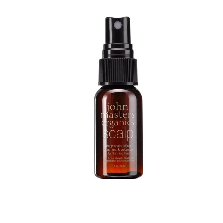 JOHN MASTERS ORGANICS, DEEP SCALP FOLLICLE SPRAY, 30ml