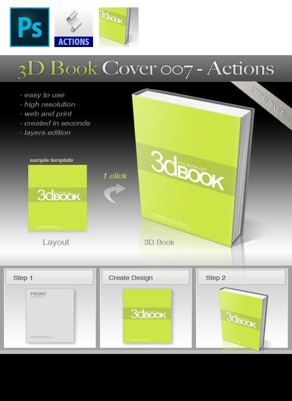 3d Book Cover 007 Book Cover Books Ebook Cover