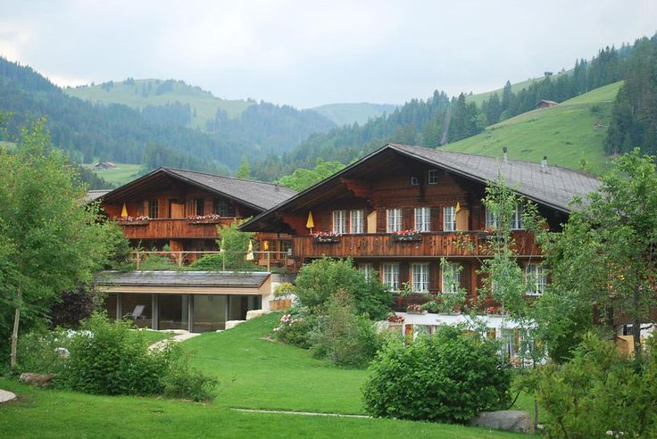 New Hornberg Town Hotel Hornberg Saanenmoser Switzerland h from