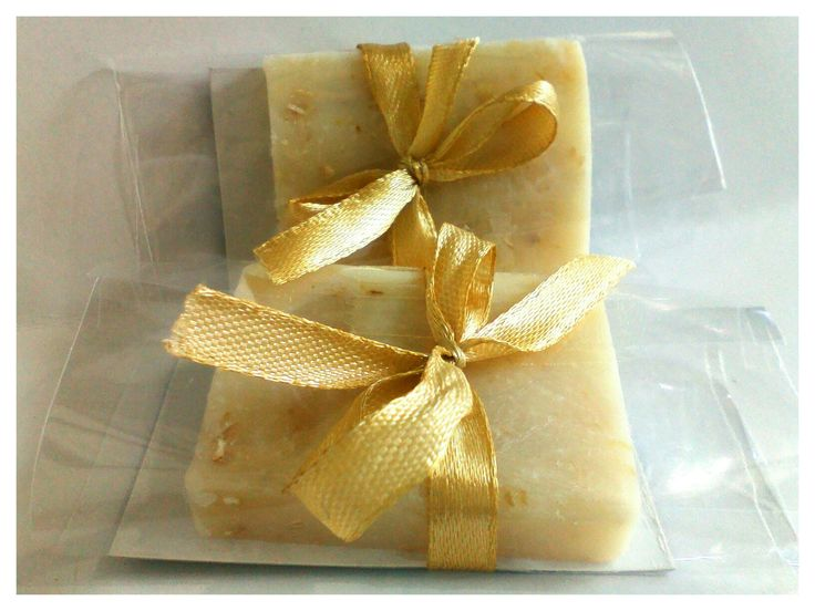 Weeding, Birthday & Gift Souvenir with Oatmeal Soap!