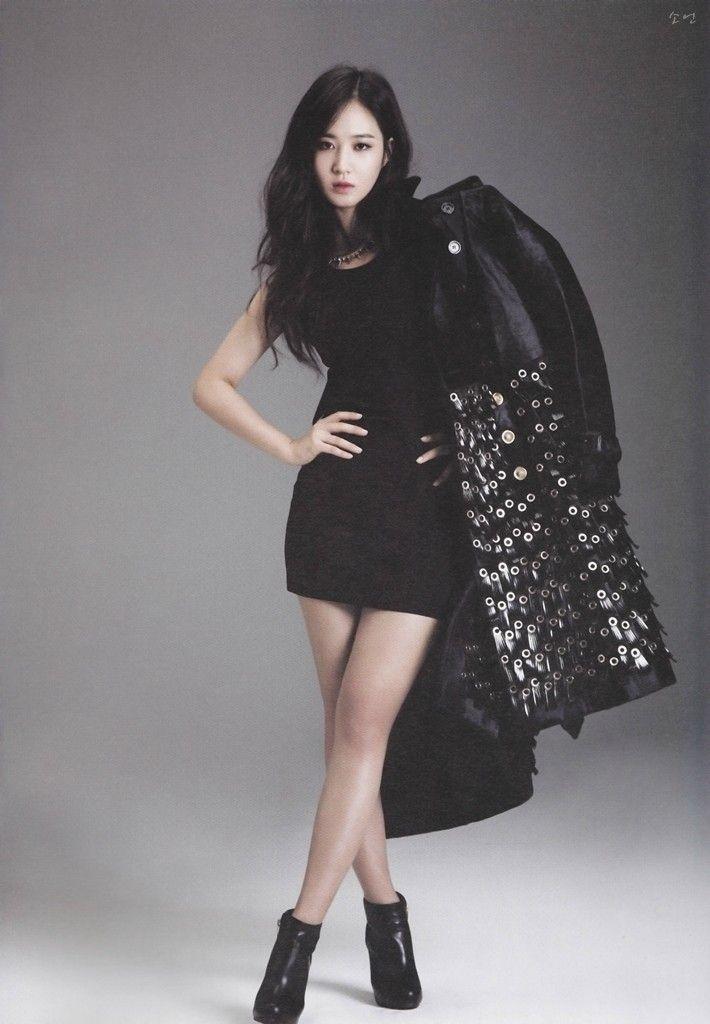 SNSD YuRi first kpop bias