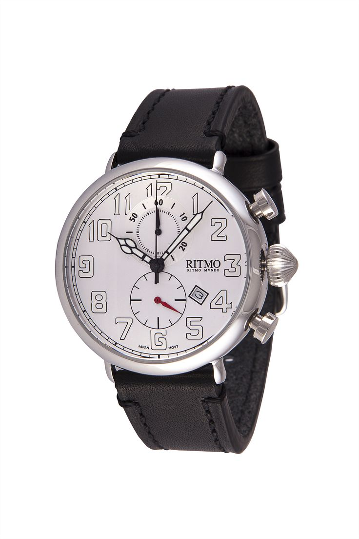 Turismo 46mm Stainless Steel Chronograph