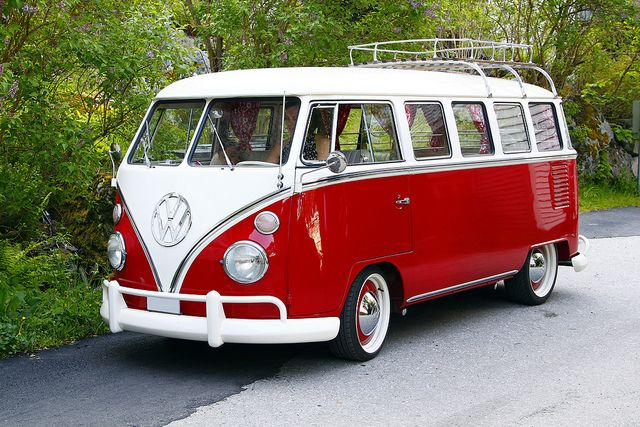 Combi VW by Brice P, via Flickr