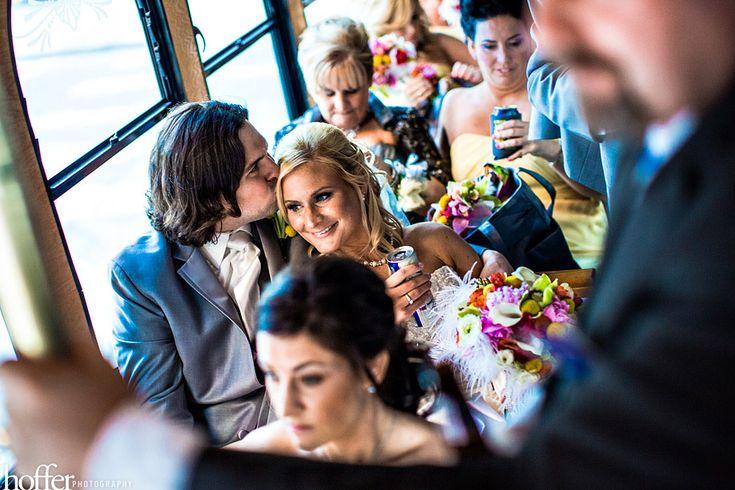 Tram - Tony + Amy Wedding at Vie in Philadelphia by Hoffer Photography