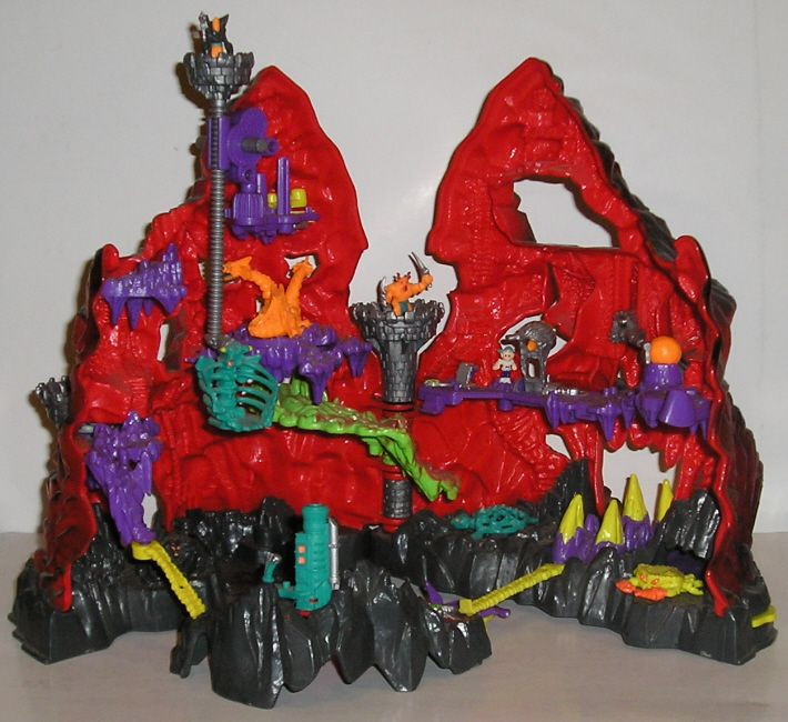 mighty max = polly pocket for boys.