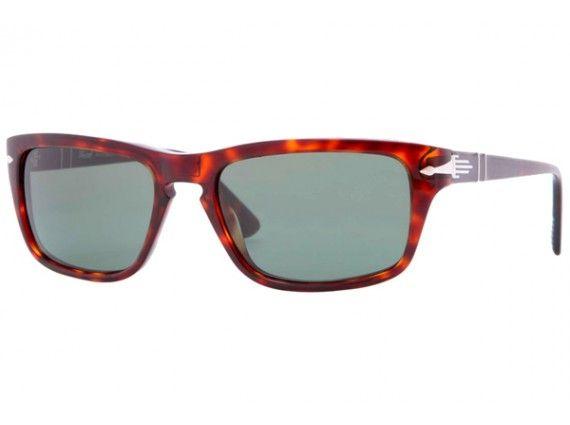 FrameworkHerren Sonnenbrille Havana Green-Lens qzOVlUkZGS