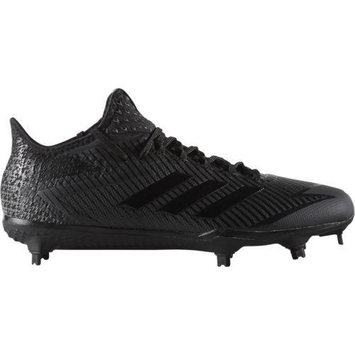 Adidas Men\u0027s Adizero Afterburner 4 Baseball Cleats (Black/White, Size 13) -  Adult Baseball Shoes at Academy Sports