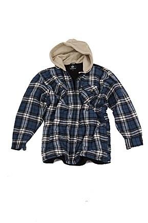 Thermo shirt met fleece voering | Overhemden/Shirts | Werkkleding | PaultjesDumpstore.nl