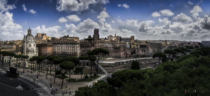 Rome by Carlo Marras Photography  on 500px