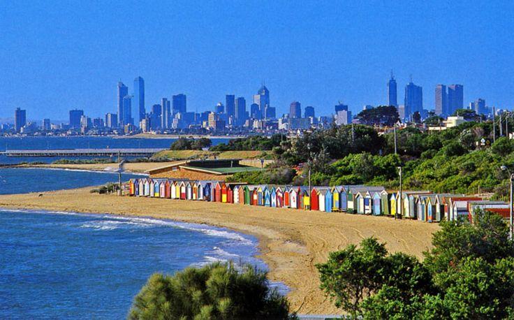 Melbourne, Australia (check)