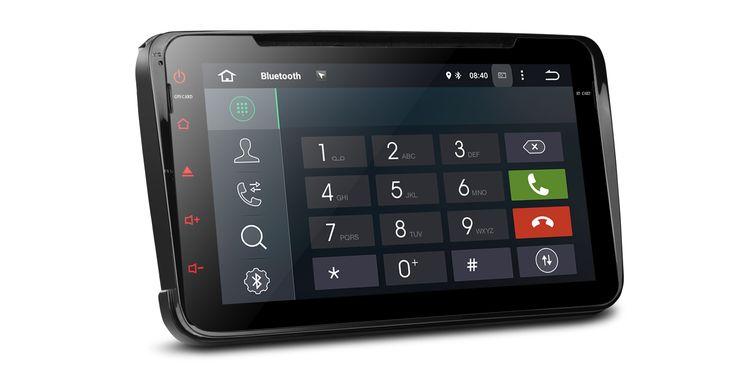"""8"""" HD Android 5.1 bilstereo -DVD-GPS-OBD2 för VW, Skoda.."""