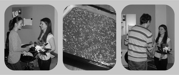 """""""Hodně štěstí zdraví, ať Tě život baví…"""" jsme zpívali naší milé kreativce Lucce. Emotikona smile  ...ani pohoštění nechybělo.  Jestli to tak půjde dál, budou z nás za chvíli kuličky při tom našem sedavém zaměstnání. :D  https://www.shopnero.cz/  #narozeniny"""