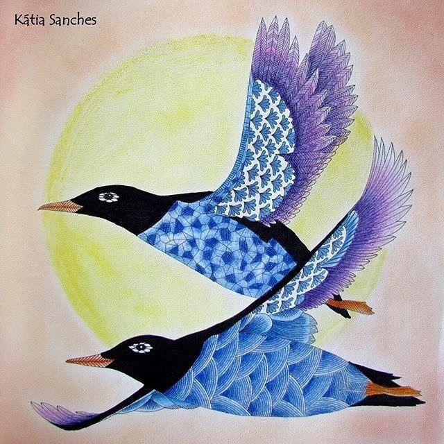 Simple Background Idea Bird ArtAnimal KingdomColoring BooksZentangleDoodlesColoursReino AnimalMandalasAnimals