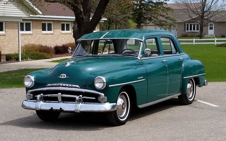 17 best images about 1951 plymouths on pinterest for 1951 plymouth 3 window coupe