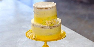 Try this Lemon Delight Ombre Cake recipe by Chef Olivia.This recipe is from the show The Great Australian Bake Off.