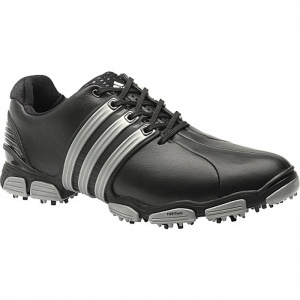 SALE - Mens Adidas Tour360 Golf Cleats Black - Was $180.00. BUY Now - ONLY $159.98