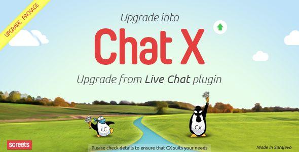 Chat X Upgrade Package Plugin WordPress