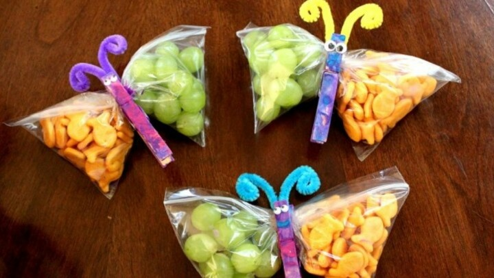 Healthy treats!
