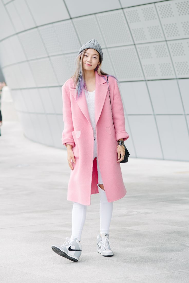 20 Inspiring Street Style Looks from Seoul Fashion Week – Vogue #streetstyle #Seoul #SeoulFashionWeek