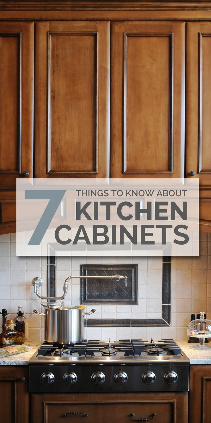 7 Things To Know About Kitchen Cabinets Remodeling Home Interiordesign