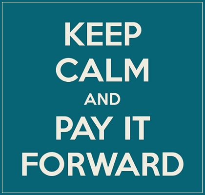 24 best images about Pay it forward ideas on Pinterest