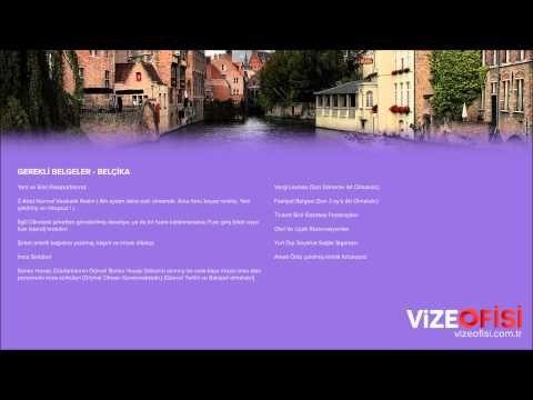 Belçika Turistik Vize İçin Gereken Belgeler-SSK ÇALIŞANI