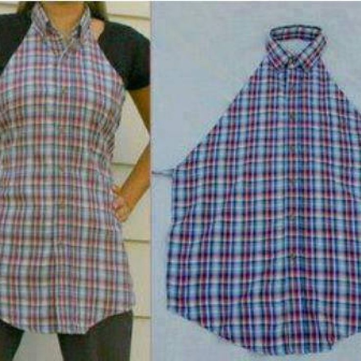 Here's a fun idea for you guys today! Found this great little tutorial on how to turn an old flannel shirt into a fun apron for around the kitchen or in the art studio. Have any of you done this already? I know just the shirt I will be using for this! Here's a link to the best tutorial I...