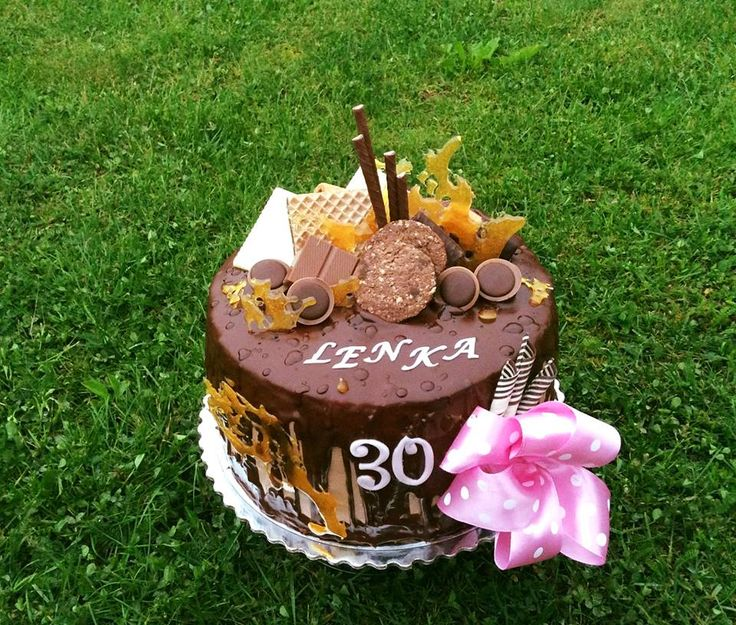 Torty čokoládové torty, galéria , strana 38 | Tortyodmamy.sk