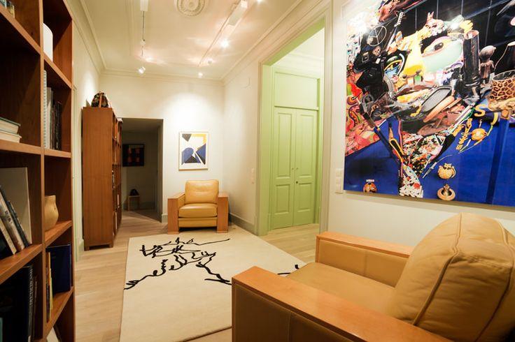 Realización de fotografíaspara la inauguración del nuevo Spa Valmont en Barcelona.