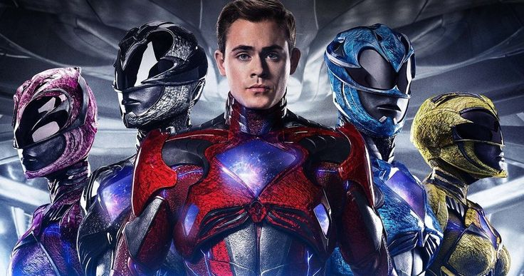 Red Ranger Goes Unmasked in Power Rangers Character Posters -- Lionsgate has unleashed several new posters for Power Rangers which shows each teenager running with their Zord. -- http://movieweb.com/power-rangers-movie-2017-character-posters/