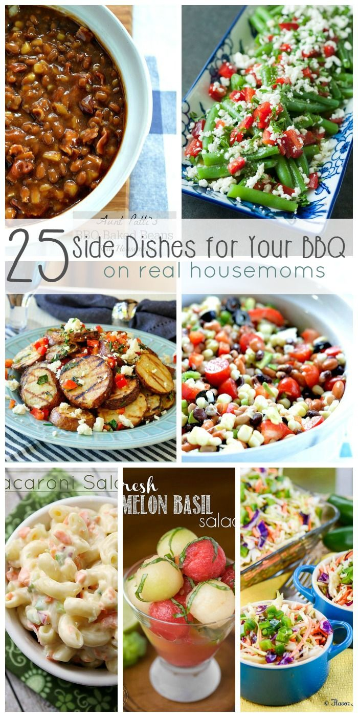 25 side dishes for your bbq grilled chicken strawberry for Side dish recipes for grilling out