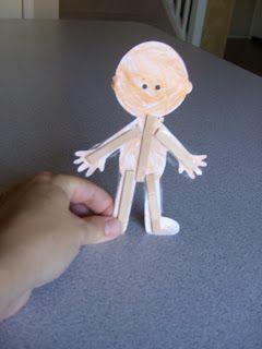 Chipman's Corner Preschool: B is for Bones - An Object Lesson