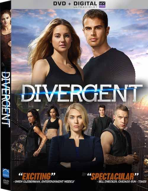 Nice! Get Divergent On DVD Only $1.00 At Target After Printable Coupon!
