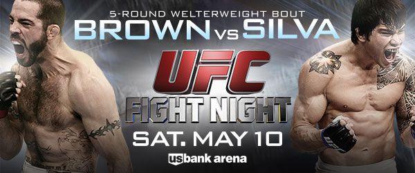UFC Fight Night 40 – What's On the Line? | TalkingBrawlsMMA.com