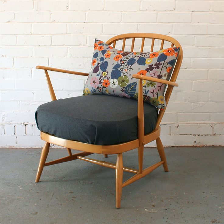 Currently Browsing Small Vintage Ercol Armchair Sold
