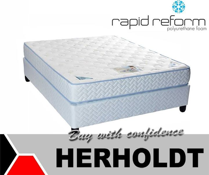 "Get down to Herholdts and purchase any Cloud Nine Bed and Matress set and stand the chance to win a 32"" LED TV and if you spend more than R2000.00 you could also be the lucky winner of a Chevy Spark by the end of the month. #sleepcomfort #lifestyle #homeimprovement"