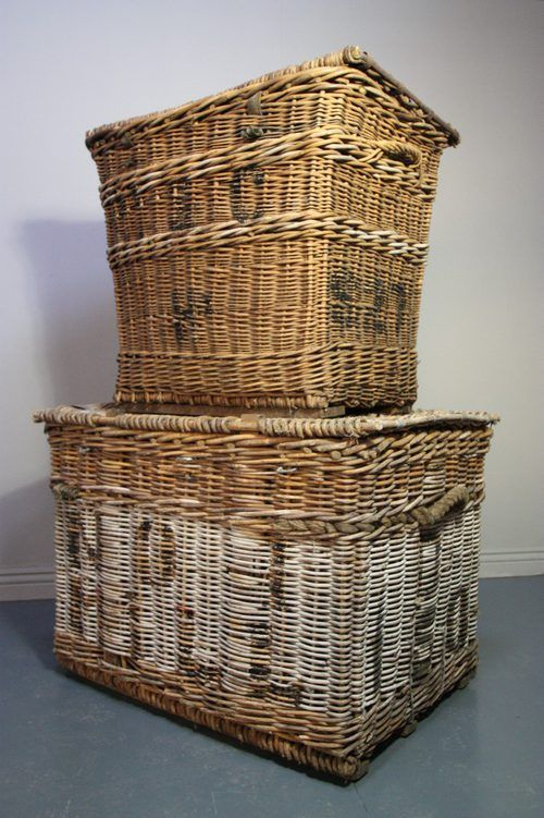 tall french wicker basket images - Google Search