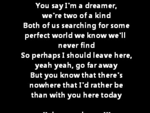 Hold me now - Thompson Twins (Official Lyrics)