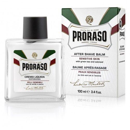 Proraso After Shave Balm - Sensitive Skin (White) - 3.4 oz.