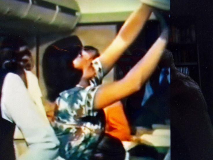 Jenny Charles in video filmed 1975