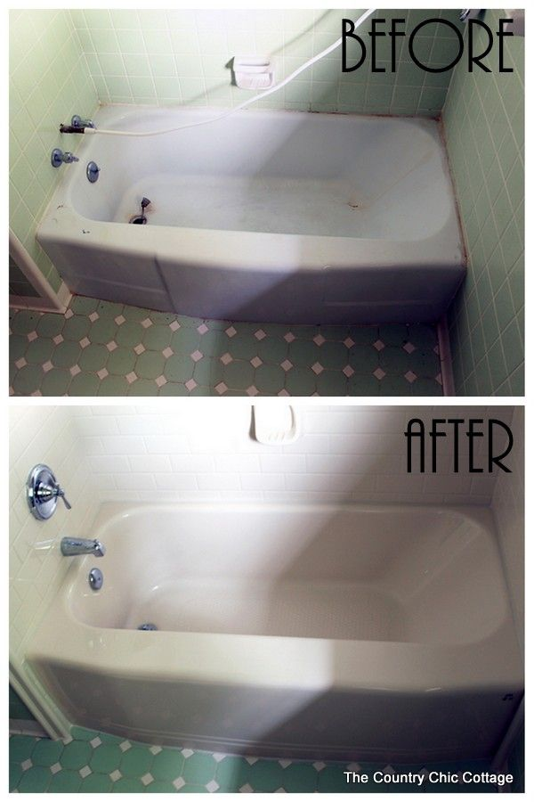 Get A New Bathtub In A Day With Bath Fitter! See Pictures Of A Installation
