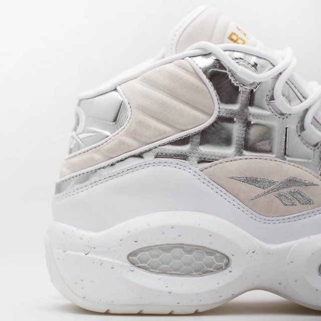 Reebok Question Mid Bait Ice Cold #Basketball, #Sneakers, #Style