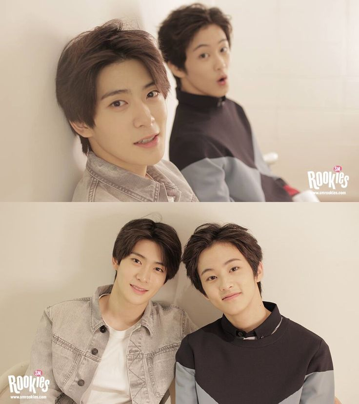 Jaehyun And Mark #SMROOKIES